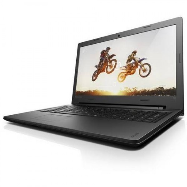 Lenovo 100-15IBD 80QQ00F5HV Black_2Y - Win8 Laptop