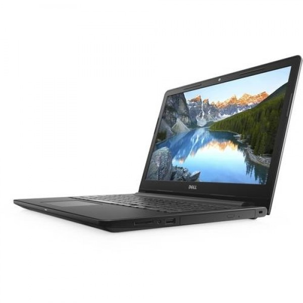Dell Inspiron 3573-CDA548LF Black - Win10 + O365 Laptop