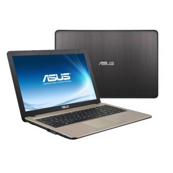 Asus VivoBook X540NV-DM017 Black - Win10 + O365 Laptop