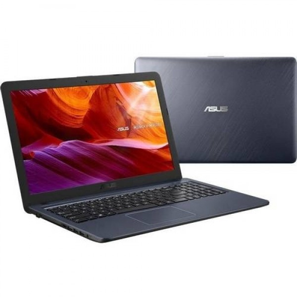 Asus VivoBook X543UA-GQ1707 Grey - Win10 + O365 Laptop