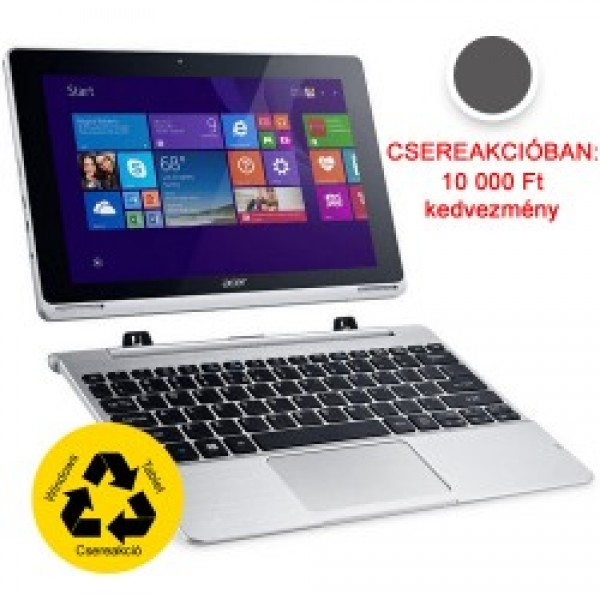 Acer Switch SW5-012-10QZ Black 2in1 Csereakcióban! Tablet