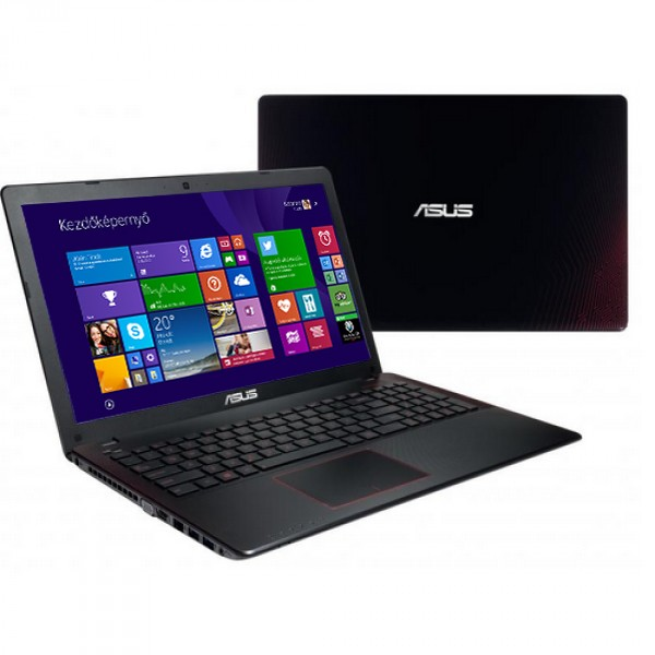 Asus X550JX-XX124D Black - Win8 + O365 Laptop