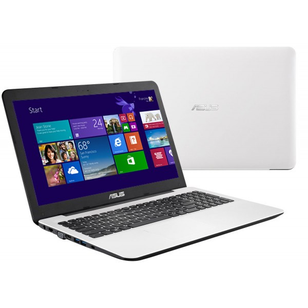 Asus X554LA-XX1201B White W8.1 - 8GB + O365 Laptop