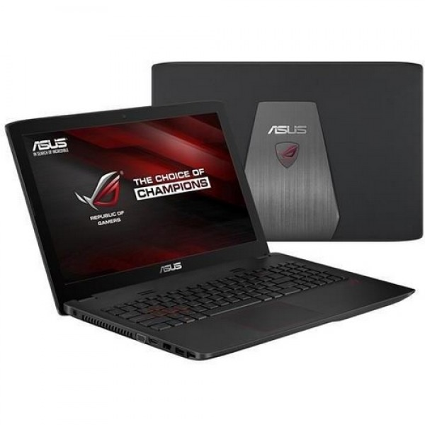 Asus ROG GL552JX-CN277D Black - Win8 Laptop