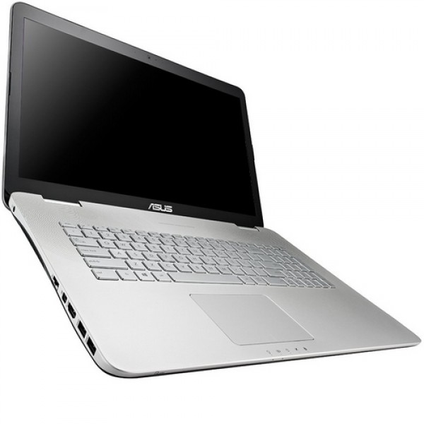 Asus N751JX-T4011D Grey FD GIM Laptop