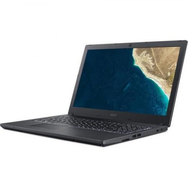 Acer TM TMP2510-M-38WB Black - Win10 Laptop