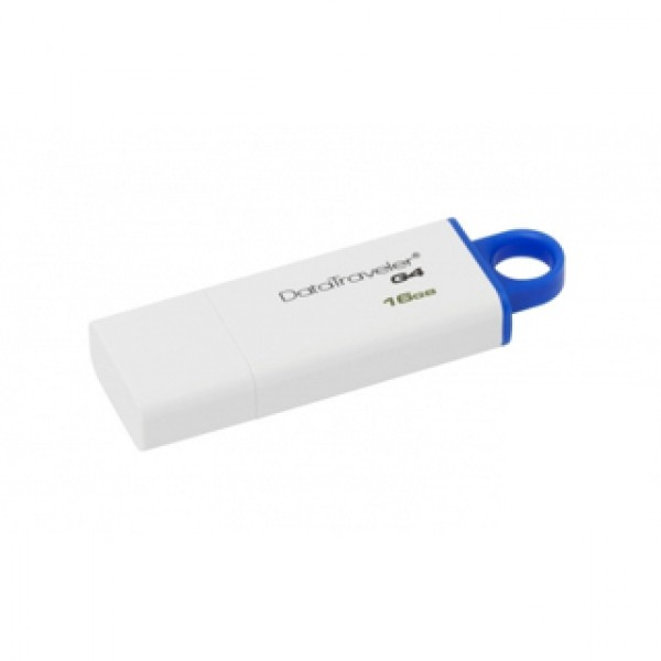 USB Pendrive Kingston DT 16 GB 3.0 White (DTIG4-16GB) Kiegészítők