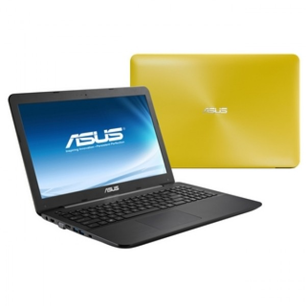 Asus X555LA-XO178D Yellow Win8 +O365* Laptop