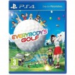 Game PS4 Everybody's Golf