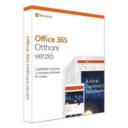 Microsoft Office 365 Otthoni verzió 1Y PKC