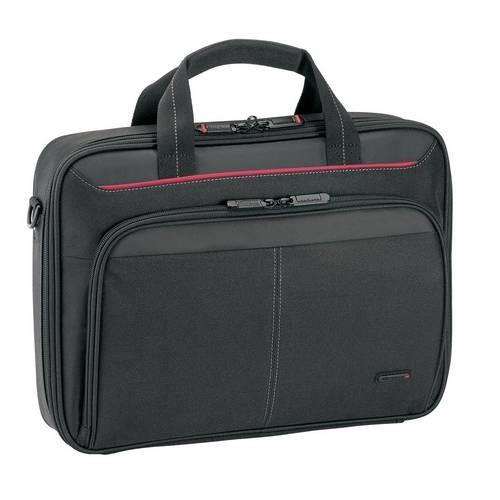 Targus laptop táska Clamshell S fekete (CN313)