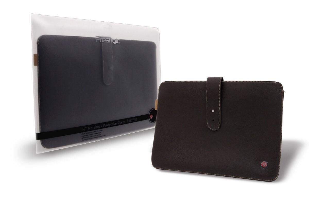"Prestigio Laptop Sleeve 16"" Brown (PNBSV216BR)"